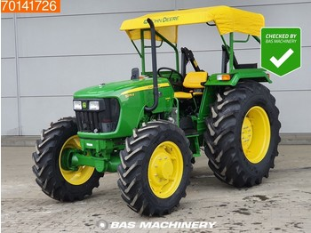 John Deere 5075E NEW UNUSED - 4X4 - landbouw tractor
