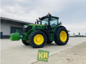 Landbouw tractor John Deere 6155R
