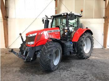 Landbouw tractor Massey Ferguson 7618 Dyna-6