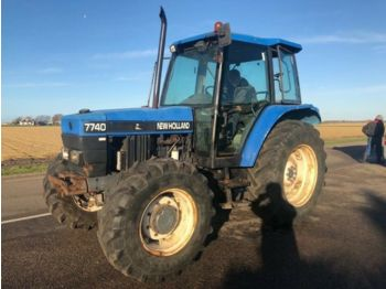 NEW HOLLAND 7740 - landbouw tractor