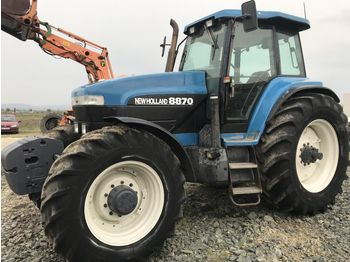 NEW HOLLAND 8870 - landbouw tractor