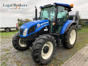 Landbouw tractor NEW HOLLAND Ford/New Holland LMAC4B - Tractor (UPDATE)