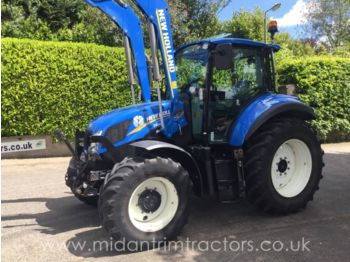 NEW HOLLAND T5.115 - landbouw tractor