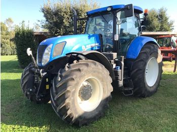 NEW HOLLAND T7-250 - landbouw tractor