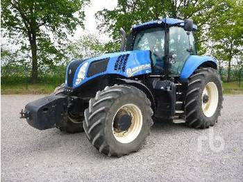 NEW HOLLAND T8.360 PowerCommand - landbouw tractor
