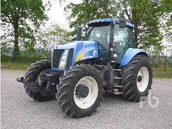 NEW HOLLAND TG285 - landbouw tractor