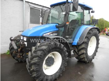 NEW HOLLAND TL 100 A - landbouw tractor