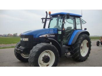 NEW HOLLAND TM 130 - landbouw tractor