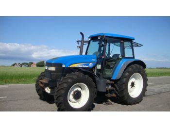 NEW HOLLAND TM 140 - landbouw tractor