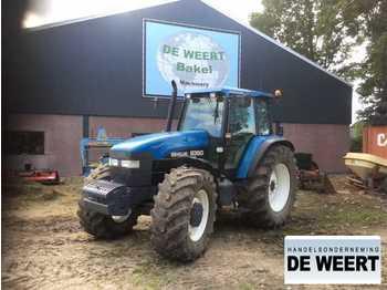 Landbouw tractor New Holland 8360