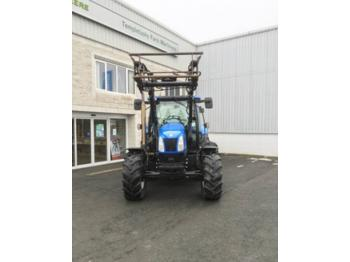 Landbouw tractor New Holland T6010