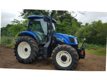 New Holland T6.140 ELECTRO COMMAND - landbouw tractor