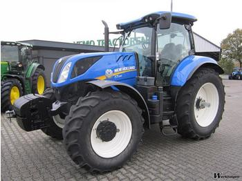 New Holland T7.245 PC - landbouw tractor