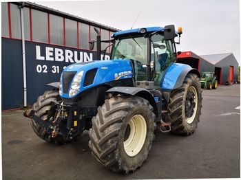 New Holland T7.250 - landbouw tractor