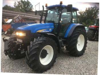 New Holland TM 155 - landbouw tractor