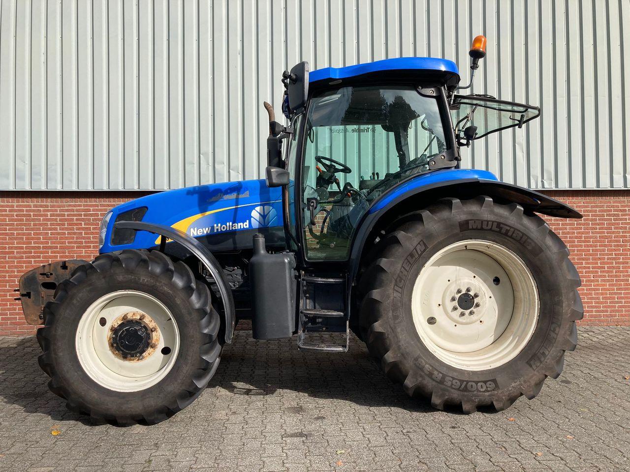 landbouw tractor New Holland TS 115A