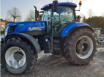 New Holland T 7.270 AC - landbouw tractor