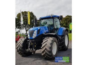 New Holland T 7.270 AUTO COMMAND - landbouw tractor