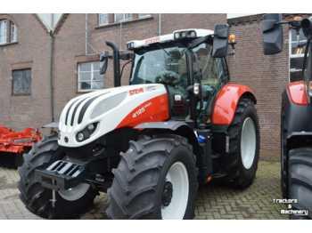 Landbouw tractor Steyr profi 4125 8-drive