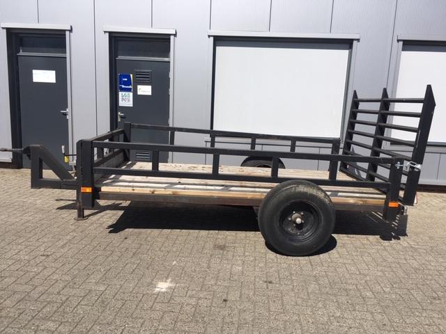 landbouwkipper Oprijwagen - Bakkenwagen
