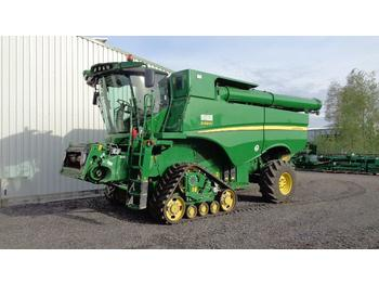John Deere S690 # 12m - ready for work - maaidorser