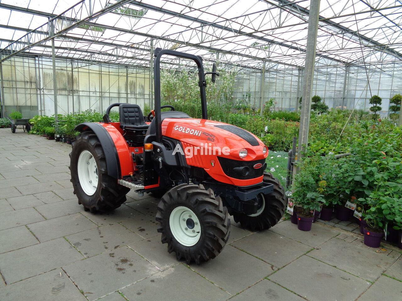 mini tractor Goldoni ronin 50