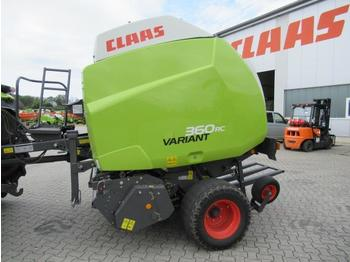 Claas VARIANT 360 RC PRO - ronde balenpers