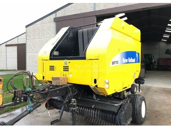 New Holland BR750A CROP CUTTER - ronde balenpers