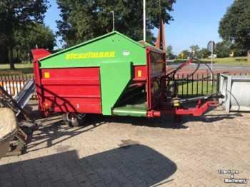 Silo materieel Strautmann Strautmann BVW Blokkenwagen