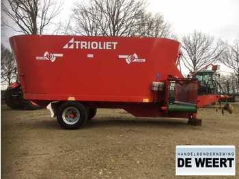 Voermengwagen Trioliet solomix 2 1600 VLH