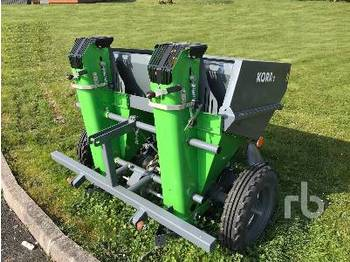 AGROMET KORA 2 2 Row 900 mm - zaai-/ plantmachine