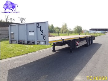General Trailer Container Transport - containertransporter/ wissellaadbak oplegger