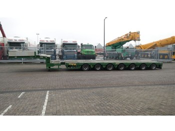 Faymonville 7 AXLE SEMI LOW LOADER 950 CM EXTENDABLE - dieplader oplegger