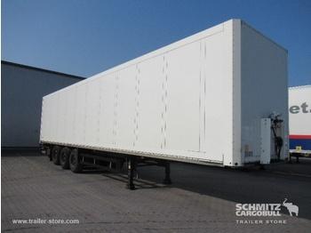Gesloten oplegger SCHMITZ Auflieger Trockenfrachtkoffer Standard Taillift