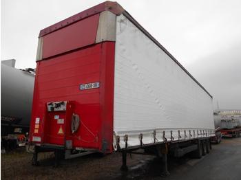Huif oplegger Schmitz Cargobull