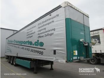 Huif oplegger Schmitz Cargobull Curtainsider Standard Taillift