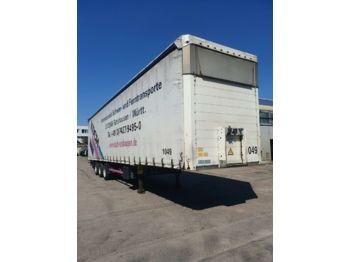 Huif oplegger Schmitz Cargobull SCS 24 MEGA Tautliner Lifta. Hubdach verbr.3.5 m