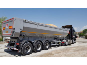 GURLESENYIL thermal insulated tippers - kipper oplegger