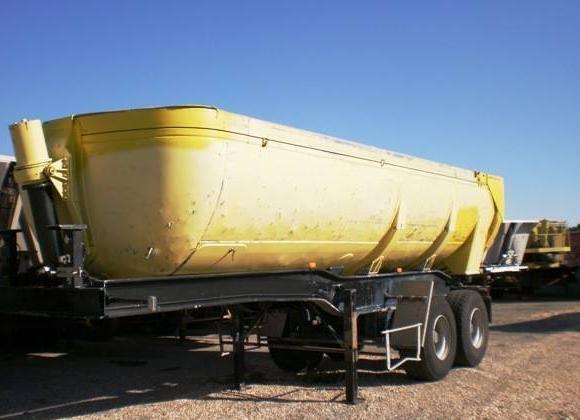 kipper oplegger General Trailers