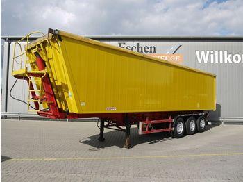 Kipper oplegger Kempf SKM 35*Alu Coil*53m³*Getreideschieber*Luft/Lift