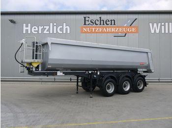 Kipper oplegger Langendorf SKS-HS 24/30, 26m³ Stahl, Podest, Luft/Lift, BPW