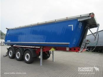 Kipper oplegger SCHMITZ Auflieger Kipper Alukastenmulde 27m³