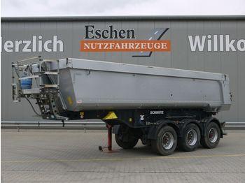 Kipper oplegger Schmitz Cargobull SGF S3,25 m³ Stahlmulde,Rollplane, Luft/Lift,SAF