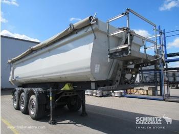 Kipper oplegger Schmitz Cargobull Tipper Steel half pipe body 24m³