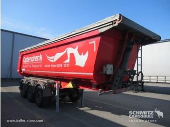 Kipper oplegger Schmitz Cargobull Tipper Steel half pipe body 29m³