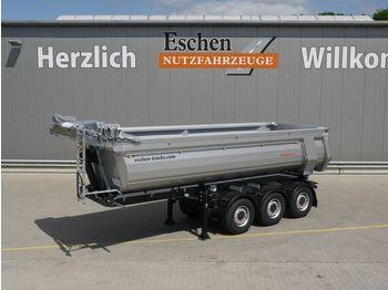 Kipper oplegger Schwarzmüller 25m³ Hardox, Luft/Lift, SAF, elektr. Funkverdeck