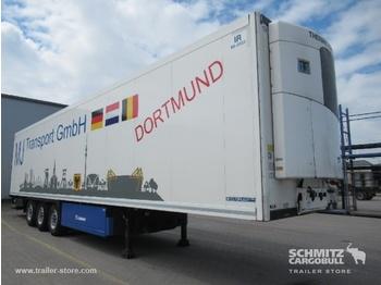 Koelwagen oplegger Krone Reefer Standard Taillift
