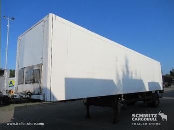 Koelwagen oplegger SCHMITZ Auflieger Frischdienst Standard Taillift