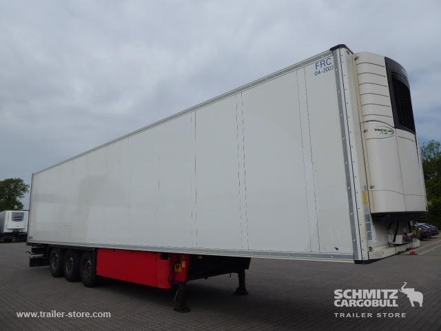 koelwagen oplegger Schmitz Cargobull Reefer Multitemp Double deck