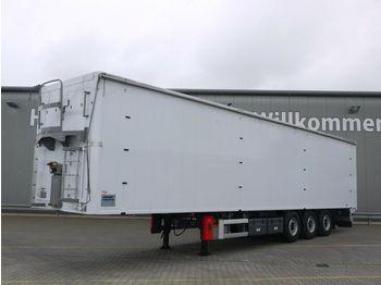 Schuifvloer oplegger Knapen K 100 /KT01*91m³*Schubboden, Luft-Lift